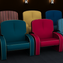 New Ferco Seating Collections