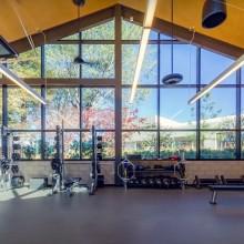 Lantai Fitness dan Gym Mondo