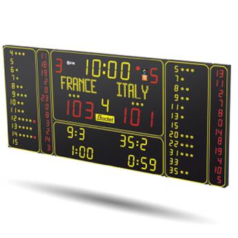 Papan Skor Digital Basket