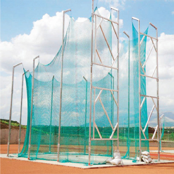 Competition Discus and Hammer Cage - 7/10 m