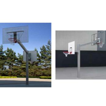 Tiang Basket Outdoor Kustom