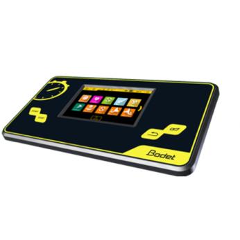 Touch Screen Keyboard Scoreboard