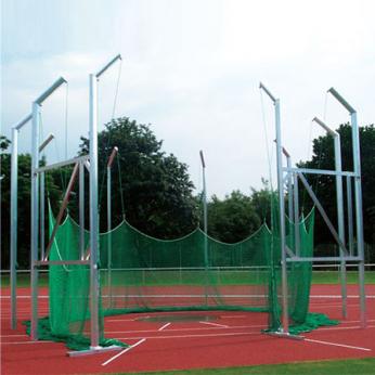 Training Aluminium Discus and Hammer Cage