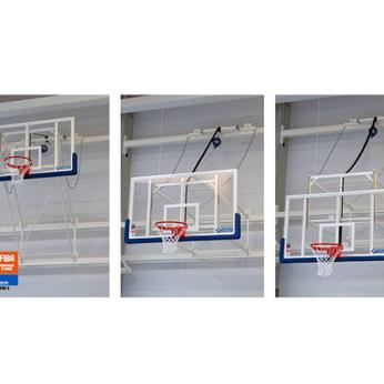 Basketball - Wallmounted Ring