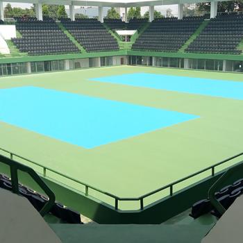 Tennis Indoor & Outdoor Senayan