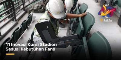 11 Stadium Seat Innovations According to Fan Needs