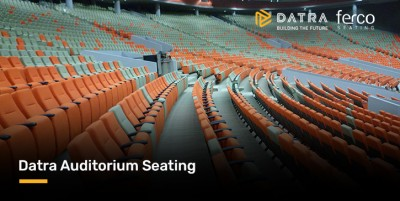 Kursi Auditorium dari Datra