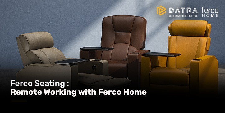 Remote Working with Ferco Home