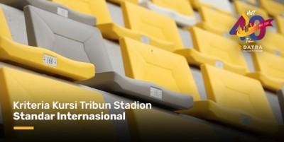 Criteria for International Stadium Seating
