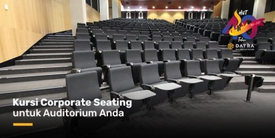 Corporate Seating for Your Auditorium