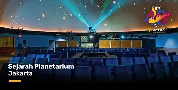 Jakarta Planetarium History