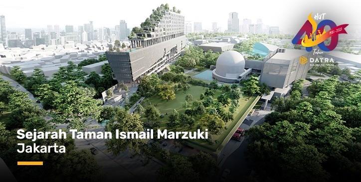 The History of Ismail Marzuki Park