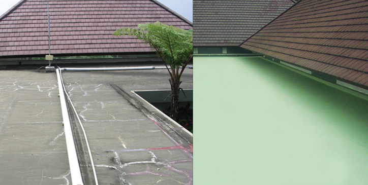 Manfaat Waterproofing bagi Beton Bangunan